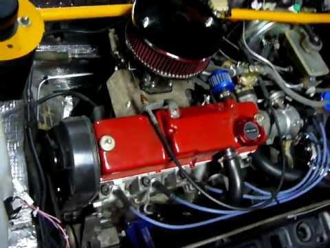 ВАЗ 21083 - 1.8л, 8-клапанник, 169 л.с.