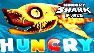 Hungry Shark World - New Shark Heidi SUPERSIZED!!!