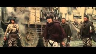 getlinkyoutube.com-ĐẠI CHIẾN TITAN 2 - Attack on Titan 2 - Trailer Chính Thức (Khởi chiếu từ 16/10/2015)