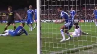 Chelsea - Barcelona 1 - 0 Champions League 2012