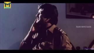 Mohan Babu & Amani Romantic Scene || Allari Police Movie || Mohan Babu, Malasri, Aamani