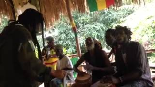 Rasta Village (NYABINGHI RIDDIM) RASTAFARI INDIGENOUS VILLAGE