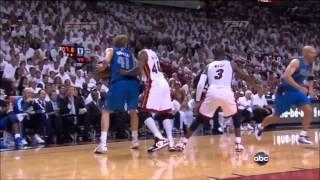 getlinkyoutube.com-2011 NBA Finals Miami Heat V Dallas Mavericks Game 1