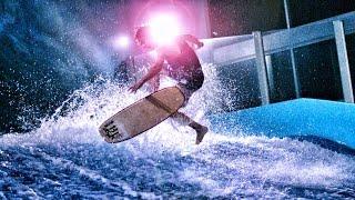 getlinkyoutube.com-Surfing Indoors! Flow Riding in 4K!   DEVINSUPERTRAMP