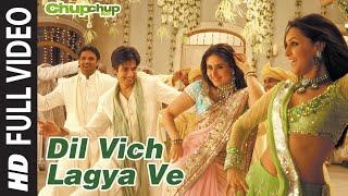 "getlinkyoutube.com-""Dil Vich Lagya Ve"" Full Song | Chup Chup Ke | Shahid Kapoor, Kareena Kapoor"