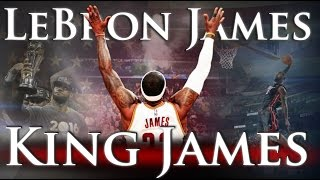getlinkyoutube.com-LeBron James - King James