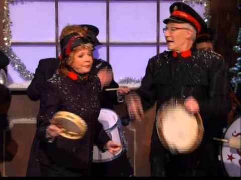 Paul Moran Big Band  Paul O'Grady & Cilla Black 'Salvation Army' sketch, ITV1 2010