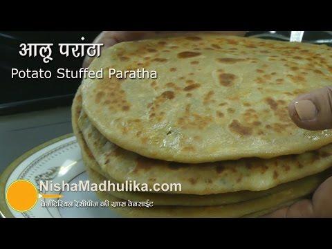 Aloo Paratha recipe Video