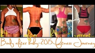 getlinkyoutube.com-Start of my 2015 Fitness Journey (AFTER BABY)