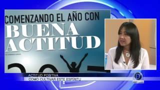 Arminda García habla de la importancia de la Actitud Positiva