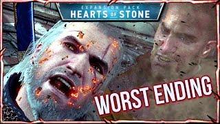 getlinkyoutube.com-Witcher 3: HEARTS OF STONE - WORST ENDING ► Master Mirror Takes Geralt's and Olgierd's Souls