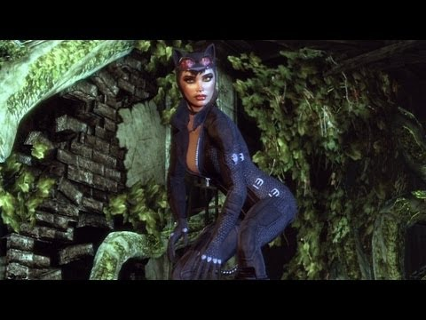Batman Arkham City - Walkthrough - Part 7 - Catwoman Episode 2 (Gameplay & Commentary) [360/PS3/PC]