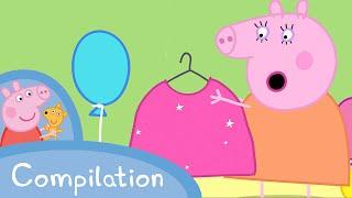 getlinkyoutube.com-Peppa Pig - Mummy Pig compilation