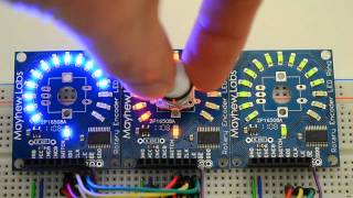 getlinkyoutube.com-Rotary Encoder LED Ring Overview