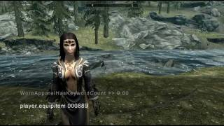 getlinkyoutube.com-How To Get The 'Hidden' Nocturnal Outfit In Skyrim