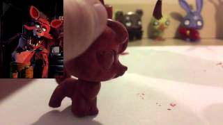 getlinkyoutube.com-LPS: 5 Nights At Freddys!!!! Custom Foxy