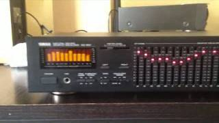 getlinkyoutube.com-Yahama EQ-550 Equalizzatore grafico 10+10bande TOP