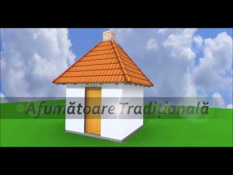Afumatoare traditionala[HD]