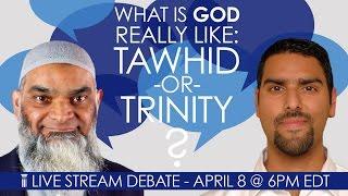getlinkyoutube.com-What is God Really Like: Tawhid or Trinity? Dr. Shabir Ally and Dr. Nabeel Qureshi Debate