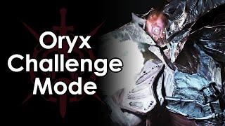 getlinkyoutube.com-Destiny Taken King: The Official Oryx Challenge Mode & 50 Calcified Fragment Reward