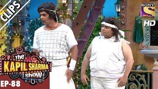 Dharmendra Nakli & Sunny Nakli in Kapil's Show - The Kapil Sharma Show - 11th Mar 2017