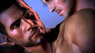 getlinkyoutube.com-Mass Effect 3   Gay Love Scene with Kaidan HD   YouTube