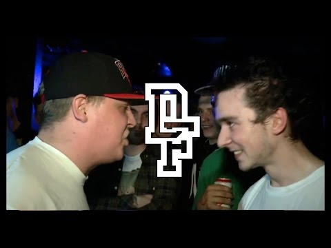 DON'T FLOP - Rap Battle - ‬Unanymous Vs Pedro