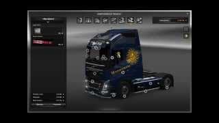 getlinkyoutube.com-Tuning Volvo FH16 (2013) + doplňky (1.14.2)