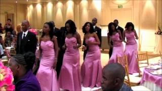 getlinkyoutube.com-African Wedding Botswana serudi phuu marrying Robin Nelson