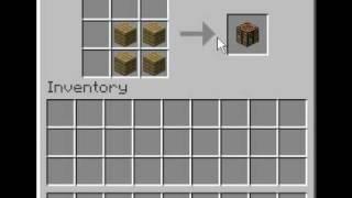 hoe maak ik een werkbank in minecraft youtube