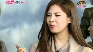 getlinkyoutube.com-[Seomate] Seohyun's reaction to breath spray