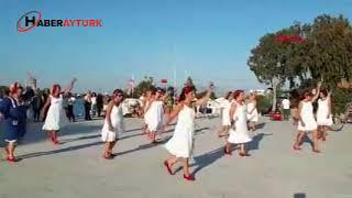 Datçalı kadınlar sokak hayvanları için dans ediyor