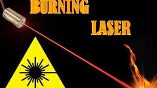 getlinkyoutube.com-Burning Laser!!! - Tutorial [1080p]