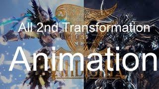 getlinkyoutube.com-Vindictus-All 2nd Transformation Animations