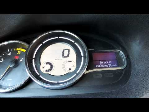 Где в Renault Мегана предохранитель подсветки приборов