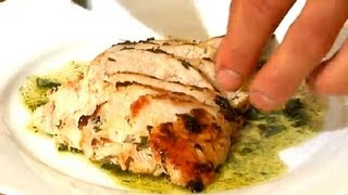 getlinkyoutube.com-How to Make Really Juicy Chicken Breasts : Chicken Breasts