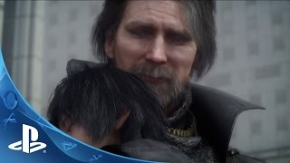 getlinkyoutube.com-FINAL FANTASY XV – Dawn Trailer | PS4