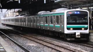 getlinkyoutube.com-【E501系大空転】E501系未更新車走行音 石岡~友部