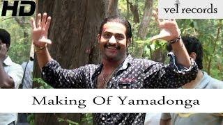 getlinkyoutube.com-Making of Yamadonga - NTR, Priyamani, Mamatha mohandas, Mohan babu