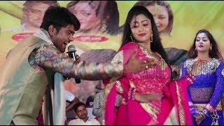 Bhojpuri Actress Shubhi Sharma, Anjana Singh Ke Sath Alok Kumar Ka Sabse Super Hit Live Song