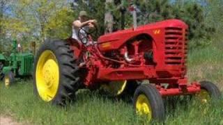 getlinkyoutube.com-Classic Steel : Tractors from the past