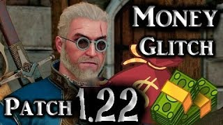 getlinkyoutube.com-The Witcher 3 Patch 1.30 Infinite fast Money Items Glitch