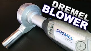 getlinkyoutube.com-Make A Powerful Mini Blower Attachment for Dremel Tools
