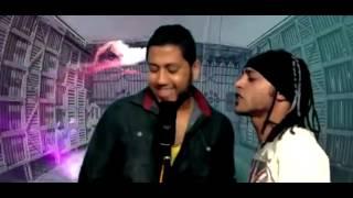 getlinkyoutube.com-السادات وفيلو فى ستديو عمرو حاحا - مهرجان الراب المصرى | لايف