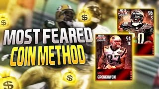 getlinkyoutube.com-HOW TO MAKE MILLIONS OF COINS IN MADDEN MOBILE 16 (MOST FEARED PROMO)