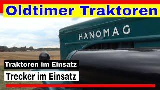 getlinkyoutube.com-Traktoren im Einsatz - Oldtimer Traktoren - Traktor im Einsatz