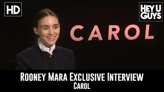 getlinkyoutube.com-Rooney Mara Exclusive Interview - Carol