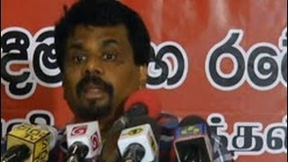 Govt, police are also inefficient and should be sold - Anura