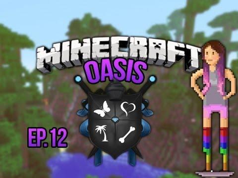 """MEET CHIBI"" Minecraft Oasis Ep 12"