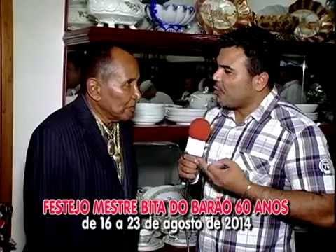 FESTEJO MESTRE BITA DO BARÃO 60 ANOS 2014